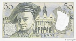 50 Francs QUENTIN DE LA TOUR FRANCE  1977 F.67.02 SPL+