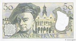 50 Francs QUENTIN DE LA TOUR FRANCE  1977 F.67.02 NEUF