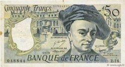 50 Francs QUENTIN DE LA TOUR FRANCE  1979 F.67.04 pr.TTB