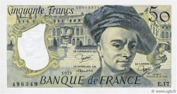 50 Francs QUENTIN DE LA TOUR FRANCE  1979 F.67.05 SUP