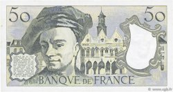 50 Francs QUENTIN DE LA TOUR FRANCE  1980 F.67.06 TTB+
