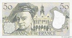 50 Francs QUENTIN DE LA TOUR FRANCE  1980 F.67.06 TTB+