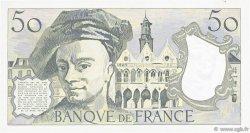 50 Francs QUENTIN DE LA TOUR FRANCE  1981 F.67.07 pr.SPL