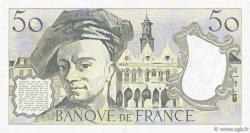 50 Francs QUENTIN DE LA TOUR FRANCE  1981 F.67.07 SUP