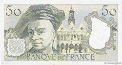50 Francs QUENTIN DE LA TOUR FRANCE  1983 F.67.09 pr.SUP