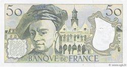 50 Francs QUENTIN DE LA TOUR FRANCE  1983 F.67.09 TTB+