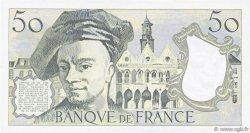 50 Francs QUENTIN DE LA TOUR FRANCE  1984 F.67.10 SUP