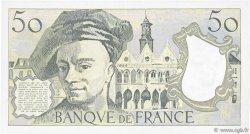 50 Francs QUENTIN DE LA TOUR FRANCE  1985 F.67.11 SUP