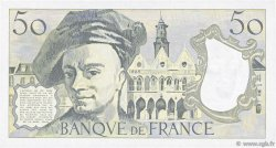 50 Francs QUENTIN DE LA TOUR FRANCE  1986 F.67.12 SUP