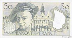 50 Francs QUENTIN DE LA TOUR FRANCE  1990 F.67.16 SPL