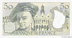 50 Francs QUENTIN DE LA TOUR FRANCE  1991 F.67.17 TTB+