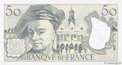 50 Francs QUENTIN DE LA TOUR FRANCE  1991 F.67.17 pr.NEUF