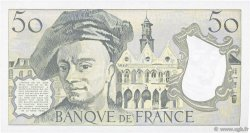 50 Francs QUENTIN DE LA TOUR FRANCE  1992 F.67.18 SUP