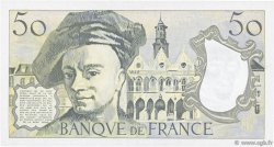 50 Francs QUENTIN DE LA TOUR FRANCE  1992 F.67.18 TTB+
