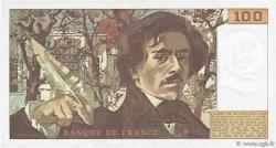 100 Francs DELACROIX FRANCE  1978 F.68.01 TTB+