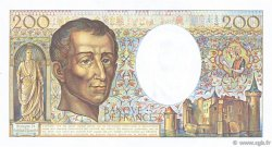 200 Francs MONTESQUIEU FRANCE  1985 F.70.05 SUP