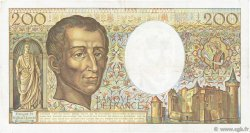 200 Francs MONTESQUIEU FRANCE  1985 F.70.05 TTB