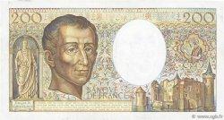 200 Francs MONTESQUIEU FRANCE  1988 F.70.08 TB