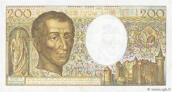 200 Francs MONTESQUIEU FRANCE  1988 F.70.08 TTB
