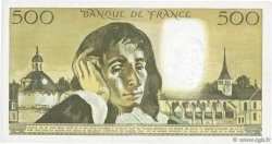 500 Francs PASCAL FRANCE  1968 F.71.01 pr.SUP