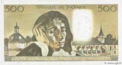 500 Francs PASCAL FRANCE  1976 F.71.14 TTB