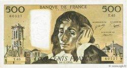 500 Francs PASCAL FRANCE  1976 F.71.15 TB