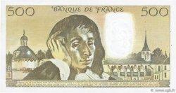 500 Francs PASCAL FRANCE  1977 F.71.16 TTB+