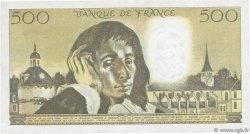 500 Francs PASCAL FRANCE  1978 F.71.18 TTB+