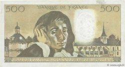 500 Francs PASCAL FRANCE  1979 F.71.19 TB+