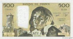 500 Francs PASCAL FRANCE  1980 F.71.21 TTB+