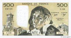 500 Francs PASCAL FRANCE  1982 F.71.27 NEUF