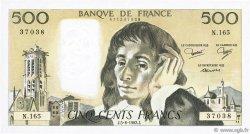 500 Francs PASCAL FRANCE  1982 F.71.27 pr.NEUF