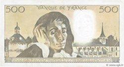 500 Francs PASCAL FRANCE  1983 F.71.28 TTB+