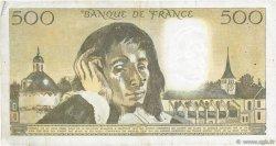 500 Francs PASCAL FRANCE  1983 F.71.28 TB