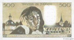 500 Francs PASCAL FRANCE  1983 F.71.29 TTB+