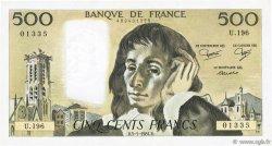 500 Francs PASCAL FRANCE  1984 F.71.30 SUP