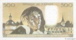 500 Francs PASCAL FRANCE  1984 F.71.30 TTB