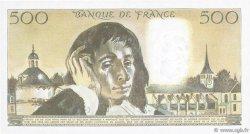 500 Francs PASCAL FRANCE  1984 F.71.31 SUP