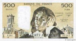 500 Francs PASCAL FRANCE  1987 F.71.37 TTB