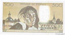500 Francs PASCAL FRANCE  1990 F.71.45 SUP