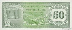 50 Florin ARUBA  1986 P.04 NEUF