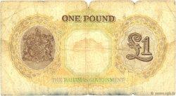1 Pound BAHAMAS  1936 P.11e