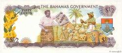 50 Cents BAHAMAS  1965 P.17a NEUF