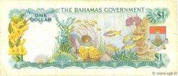 1 Dollar BAHAMAS  1965 P.18d TB