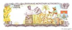 50 Cents BAHAMAS  1968 P.26a NEUF