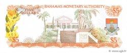 5 Dollars BAHAMAS  1968 P.29a pr.NEUF