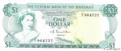 1 Dollar BAHAMAS  1974 P.35a SUP
