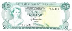 1 Dollar BAHAMAS  1974 P.35a