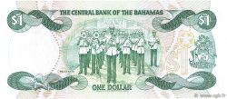1 Dollar BAHAMAS  1984 P.43a NEUF