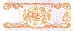 5 Dollars BAHAMAS  1984 P.45a NEUF